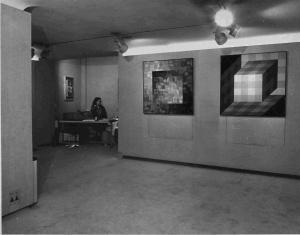 London Arts Gallery 22 New Bond St 1970